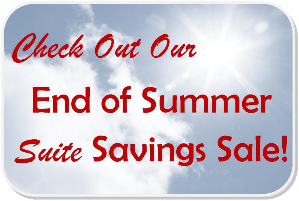 Suite Summer Savings