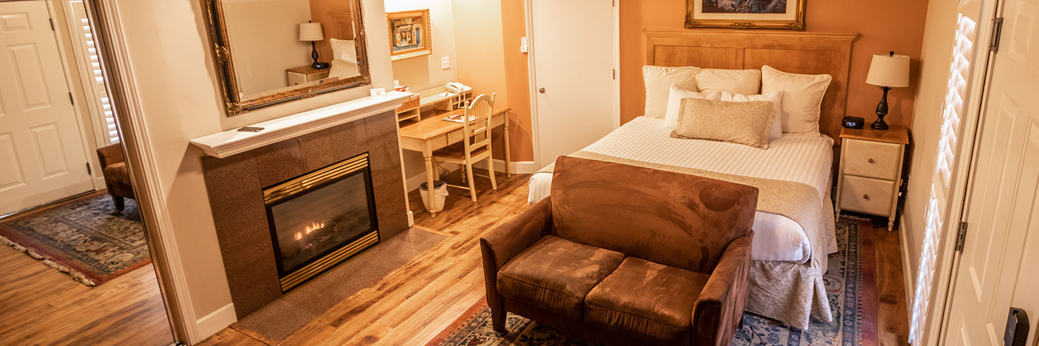 luxury boutique hotel with handicapped accessible rooms